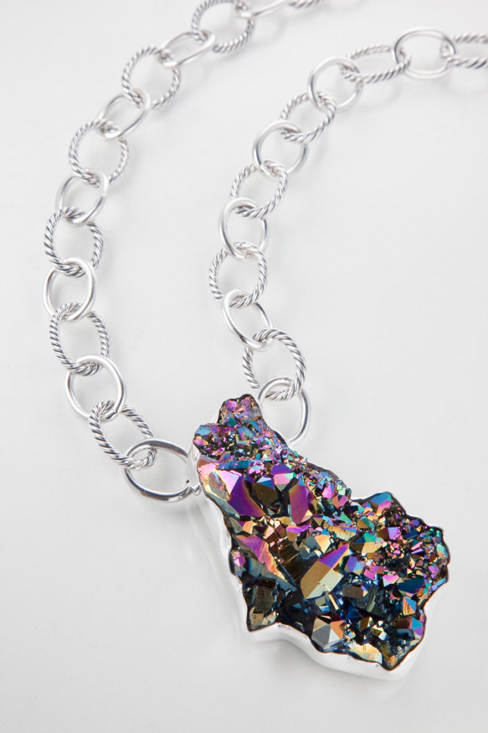 Photograph of necklace